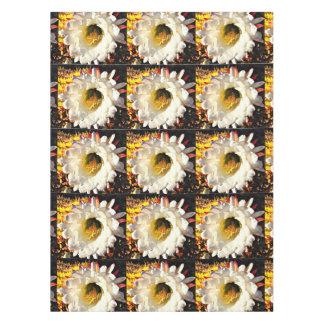 Toalha De Mesa Pano de mesa feito sob encomenda do algodão - flor