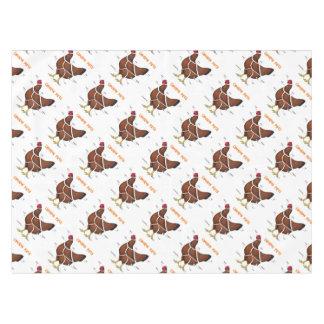 Toalha De Mesa Peças da galinha
