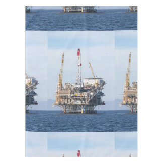 Toalha De Mesa Plataforma petrolífera