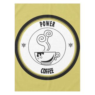 Toalha De Mesa Poder do café