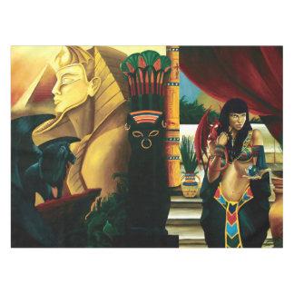 Toalha De Mesa Rainha egípcia