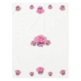 Toalha De Mesa Rosa do rosa
