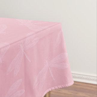 Toalha De Mesa Rosa no teste padrão elegante cor-de-rosa da