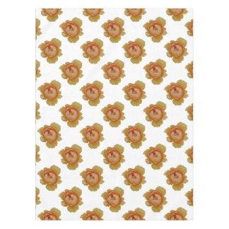 Toalha De Mesa rosas amarelos no jardim