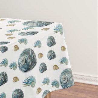 Toalha De Mesa Seashells do Tablecloth
