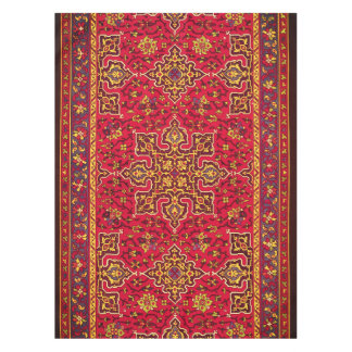 Toalha De Mesa Tablecloth antigo do tapete