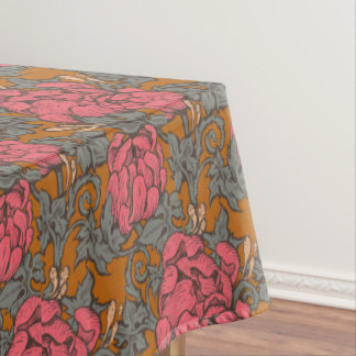 Toalha De Mesa Tablecloth barroco do buquê