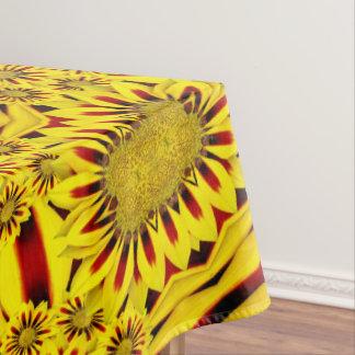 Toalha De Mesa Tablecloth colorido do algodão dos