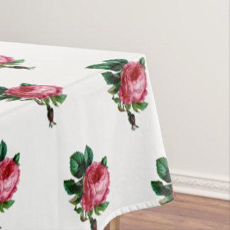 Toalha De Mesa Tablecloth cor-de-rosa da couve