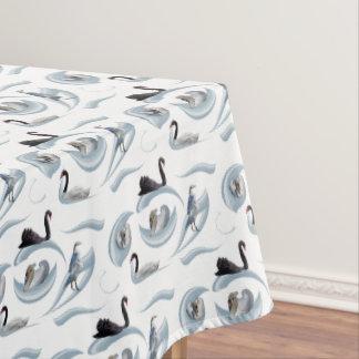Toalha De Mesa Tablecloth da agitação da cisne (escolha a cor)