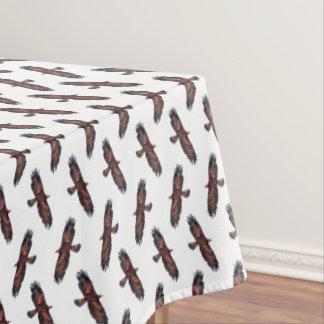 Toalha De Mesa Tablecloth da agitação de Eagle dourado (escolha a