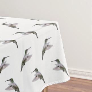 Toalha De Mesa Tablecloth da agitação do colibri (escolha a cor)