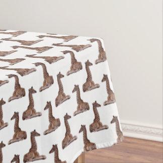 Toalha De Mesa Tablecloth da agitação do girafa do bebê (escolha