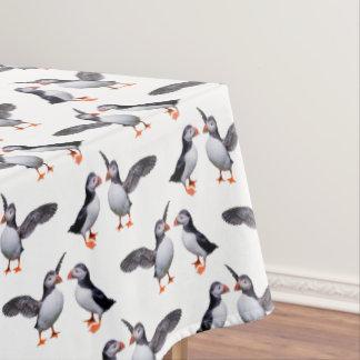 Toalha De Mesa Tablecloth da agitação do papagaio-do-mar