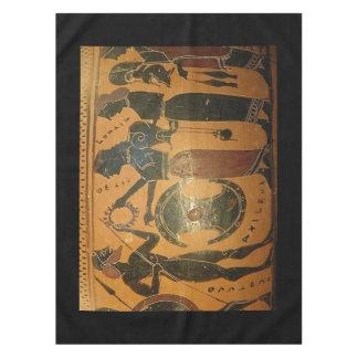 Toalha De Mesa tablecloth da armadura de achilles