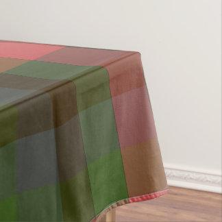 Toalha De Mesa Tablecloth da xadrez dos verões do país