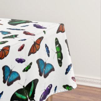 Toalha De Mesa Tablecloth de Flutterbies (escolha a cor)