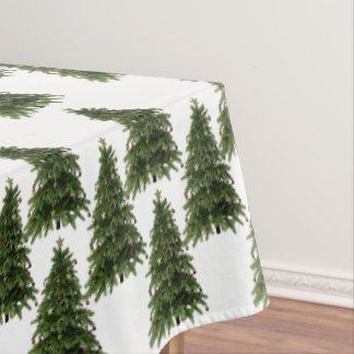 Toalha De Mesa Tablecloth do algodão do teste padrão da floresta