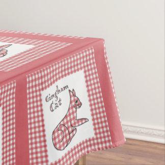 Toalha De Mesa Tablecloth do gato do país do guingão