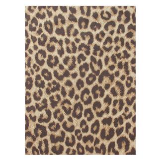 Toalha De Mesa Tablecloth do impressão do leopardo