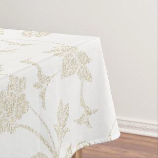 Toalha De Mesa Tablecloth feito sob encomenda Textured do algodão