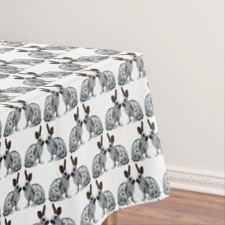 Toalha De Mesa Tablecloth inglês da agitação do coelho (escolha a
