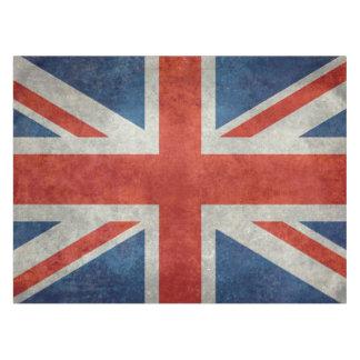 Toalha De Mesa Tablecloth retro do estilo da bandeira britânica