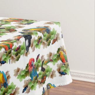 Toalha De Mesa Tablecloth tropical