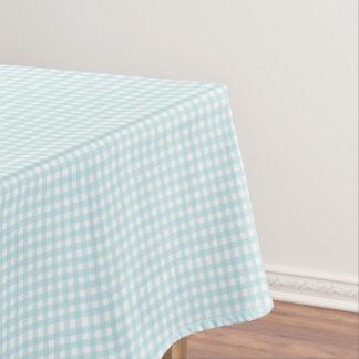 Toalha De Mesa Tablecloths azuis do guingão
