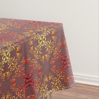 Toalha De Mesa teste padrão barroco abstrato do estilo