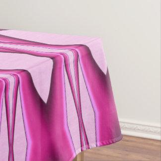 Toalha De Mesa Teste padrão cor-de-rosa
