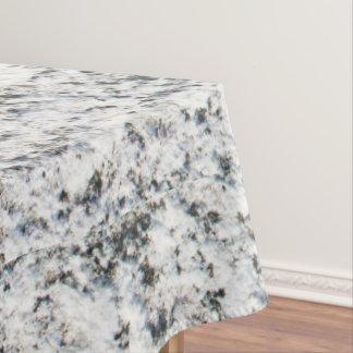 Toalha De Mesa Teste padrão de superfície do granito
