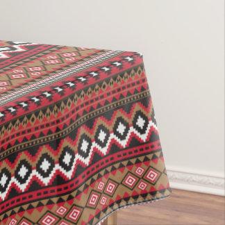 Toalha De Mesa Teste padrão do asteca do navajo do sudoeste