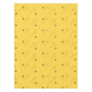 Toalha De Mesa Teste padrão do favo de mel da abelha