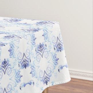Toalha De Mesa teste padrão floral do damasco