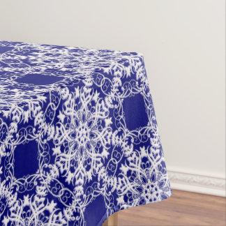 Toalha De Mesa Teste padrão floral do laço