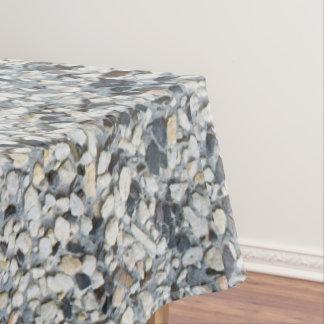 Toalha De Mesa Teste padrão rochoso