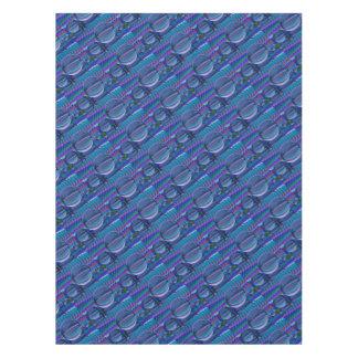 Toalha De Mesa Três bolas de vidro na cor
