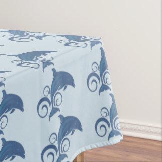 Toalha De Mesa Um golfinho