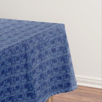 Toalha De Mesa Venda de pedra de mármore azul do Tablecloth