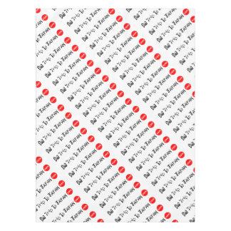 """Toalha De Mesa Viagem grande ao Tablecloth 52"""" de Japão x70 """""""