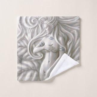 Toalha De Rosto Pano moderno da lavagem de Venus
