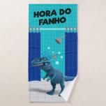 Toalha do Dinofauro