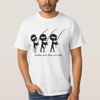 Toco de Berimbau Camiseta