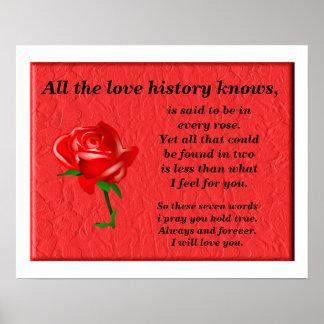 Toda a história do amor sabe posters