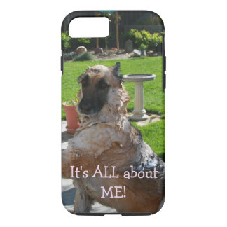 Toda sobre mim capas de iphone do german shepherd