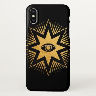 Todas as capas de iphone de vista do símbolo da