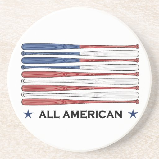 Todas as portas copos americanas da bandeira do ba porta-copos