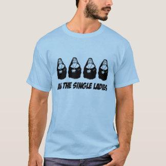 todas as únicas camisetas engraçadas das senhoras