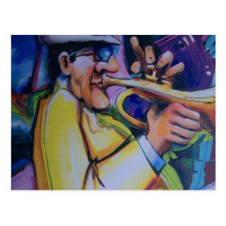 todo esse jazz cartao postal